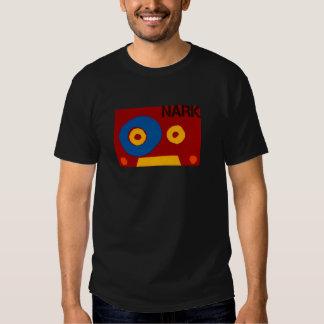 Cassette by nark t-shirt