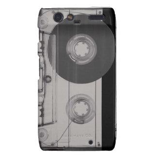 Cassette Droid RAZR Case