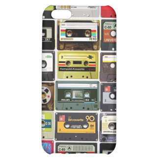 Cassette Crazy Cover For iPhone 5C