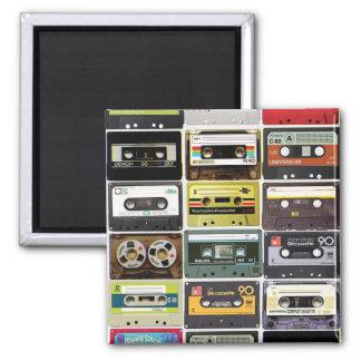 Cassette Crazy Magnet