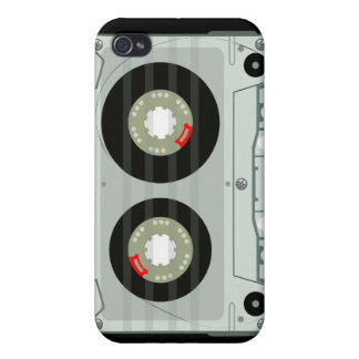 Cassette iPhone 4/4S Cover