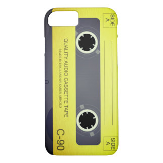 Cassette Iphone 7 7s Case- Old Cassette iPhone 8/7 Case
