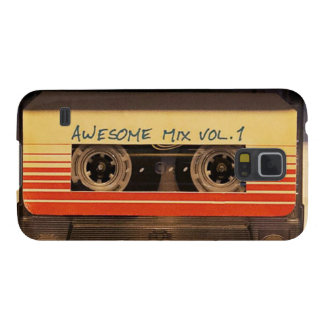 Cassette Mixtape GALAXYS5 Case