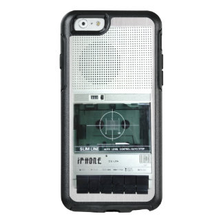 Cassette Player OtterBox iPhone 6/6s Case