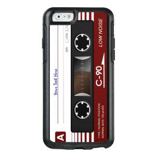 Cassette Recorder Tape OtterBox iPhone 6/6s Case