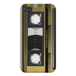Cassette Tape 1980's Ron Paul Fl iPhone 4 Cases