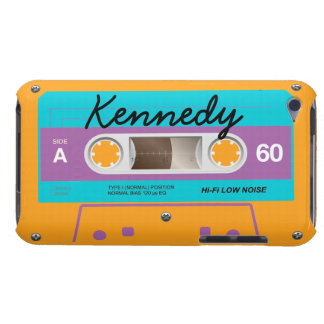 Cassette Tape Barely There iPod Cases