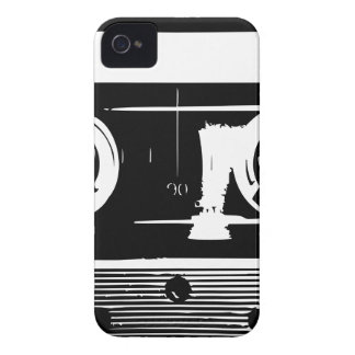 Cassette Tape iPhone 4 Cases
