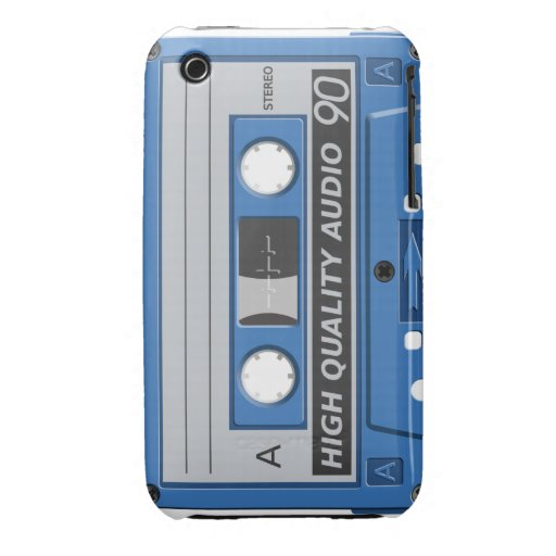 Cassette Tape iPhone 3 Covers
