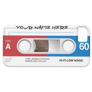 Cassette Tape iPhone 5 Cases