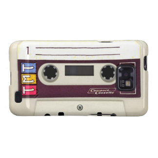 Cassette Tape Galaxy S2 Cases