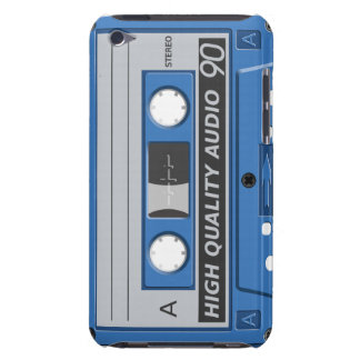 Cassette Tape Barely There iPod Case