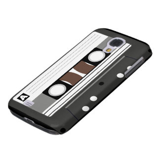 Cassette Tape Case Galaxy S4 Cover