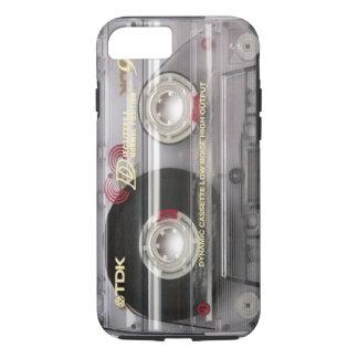 Cassette Tape Clear iPhone 7 case