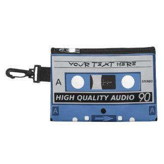 Cassette Tape custom accessory bags