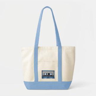 Cassette Tape custom bag - choose style