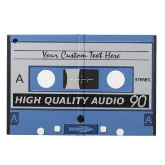 Cassette Tape custom cases Cover For iPad Air