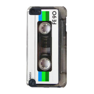 Cassette Tape Green iPod Touch Case