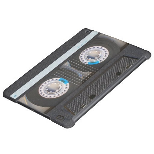 Cassette Tape Cover For iPad Air