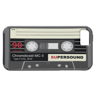 Cassette Tape iPhone 5 Case