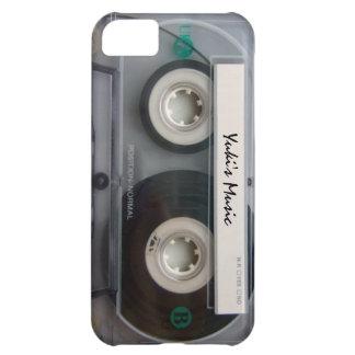 Cassette Tape iphone 5 case