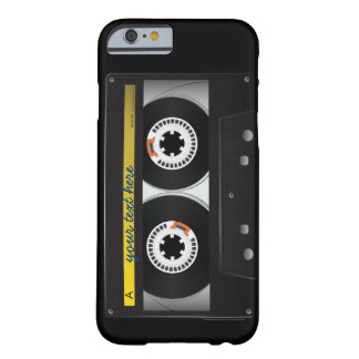 Cassette Tape iPhone 6 case Barely There iPhone 6 Case