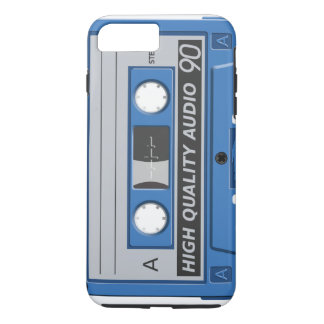 Cassette Tape iPhone 8 Plus/7 Plus Case