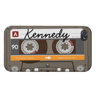 Cassette Tape iPhone 4/4S Case