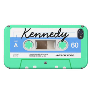Cassette Tape iPhone 4/4S Covers