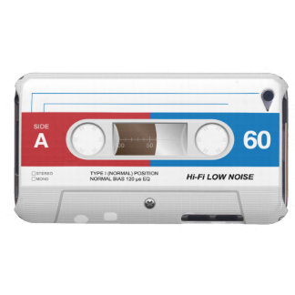 Cassette Tape iPod Touch Case-Mate Case