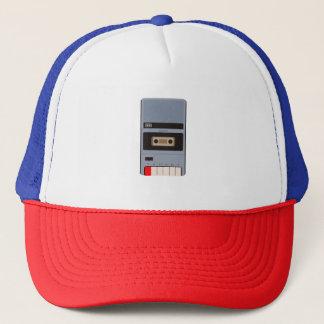 Cassette Tape Recorder Trucker Hat
