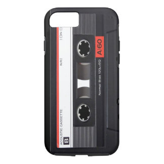Cassette Tape Red iPhone 7 case