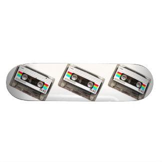 Cassette Tape Skateboard Pro