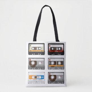 Cassette Tape Tote