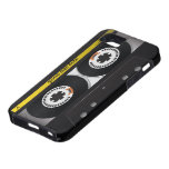 Cassette Tape vintage iPhone 5 Cases