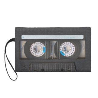 Cassette Tape Wristlet