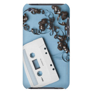 Cassette with Tangled Tape Barely There iPod Cases