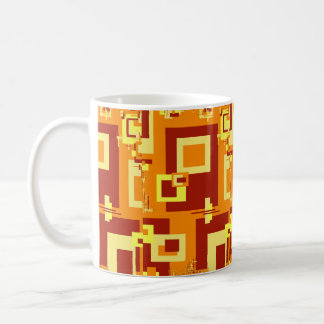 Cassic Mug in Autumn Spice Design