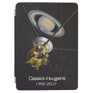 Cassini Huygens at Saturn iPad Air Cover