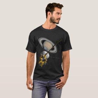 Cassini Huygens at Saturn T-Shirt