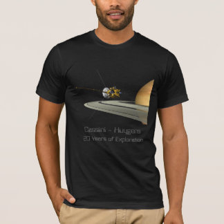 Cassini-Huygens Mission - T-shirt