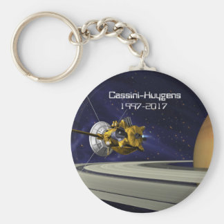 Cassini Huygens Saturn Mission Spacecraft Key Ring