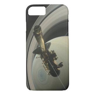 Cassini Spacecraft Mission at Saturn iPhone 7 Case