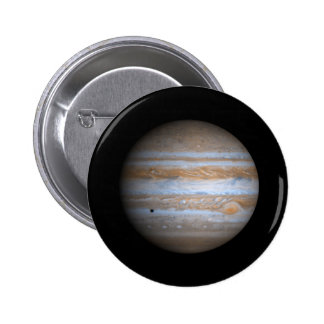 Cassini View of Jupiter NASA Pins