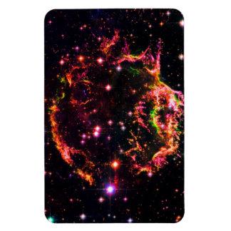 Cassiopeia A, SN 1680 Nebula Rectangular Photo Magnet
