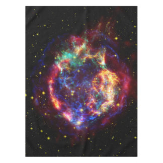 Cassiopeia Galaxy Supernova remnant Tablecloth