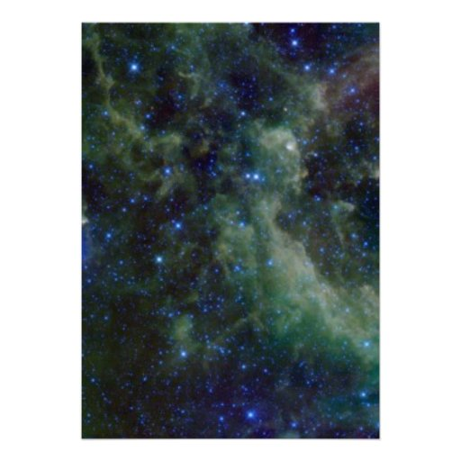 Cassiopeia nebula within the Milky Way Galaxy Announcements