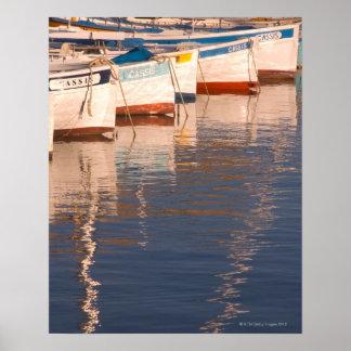 Cassis, Cote d'Azur, France Poster