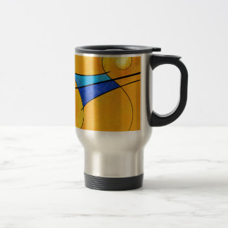 Cassopella V1 - endless music Travel Mug