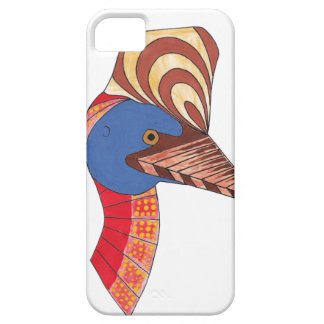 Cassowary iPhone 5 Cover